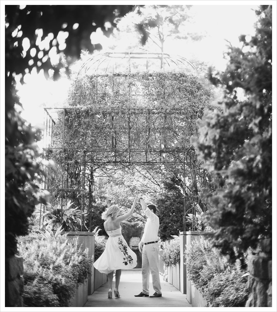 Atlanta Botanical Garden Storza Woods: Atlanta Botanical Garden Wedding