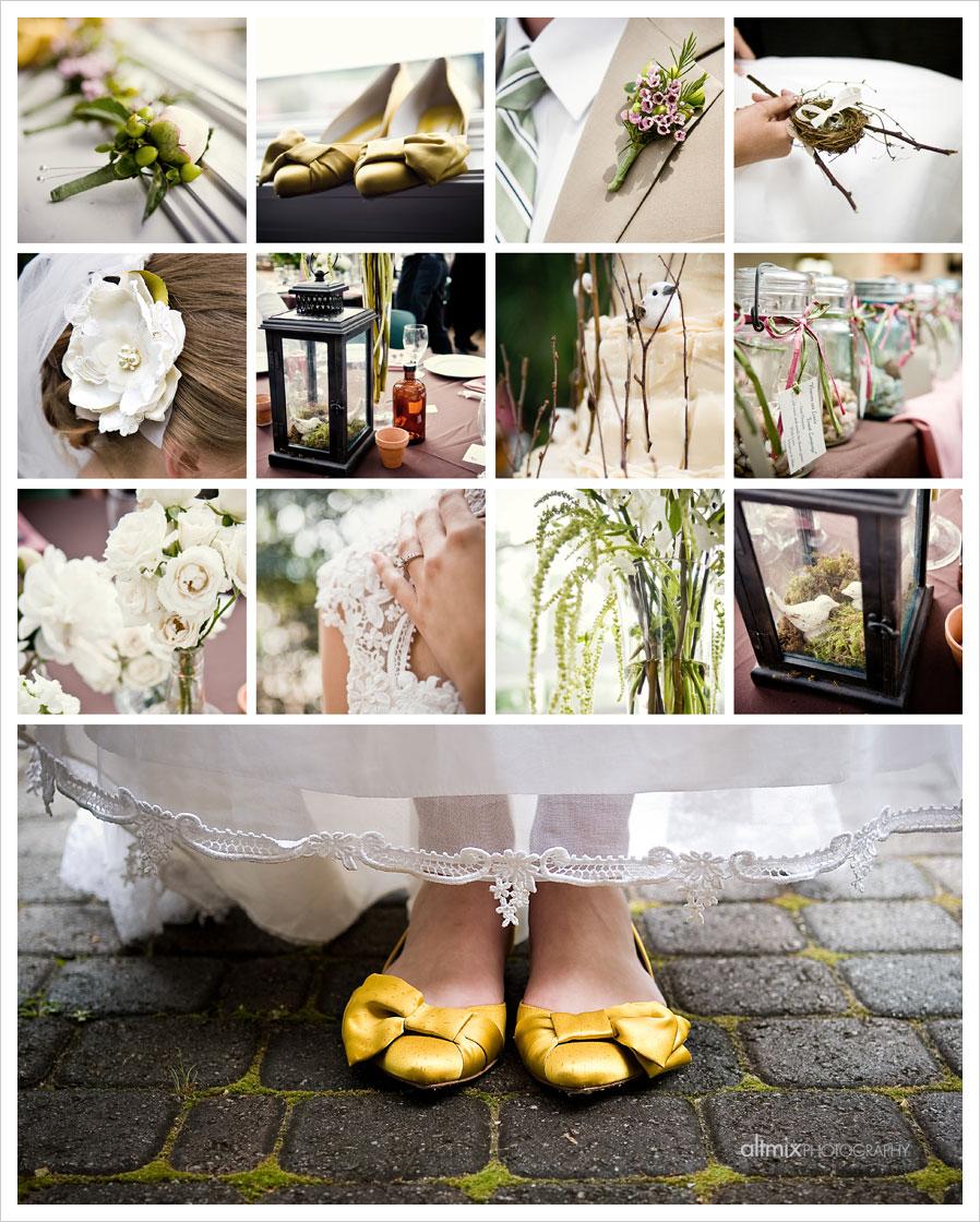 Georgia Botanical Garden Wedding Altmix Photography